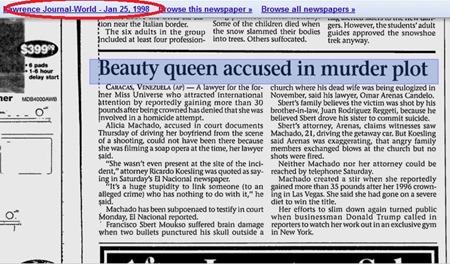 alicia machado former miss universe accused in murder plot