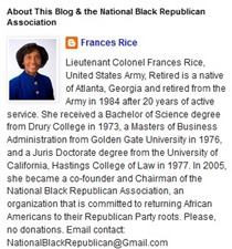 Francis Rice National Black Republican Association