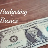 Five Basic Budgeting Tips