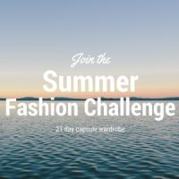 The Summer Fashion Challenge Begins
