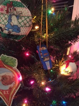 A few of my own annual christmas ornaments.