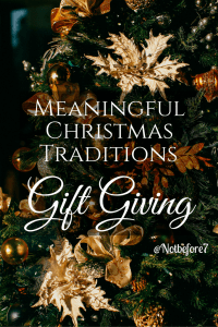 We give our children four christmas gifts: want, need, wear, read. Click and discover some ideas for each category.