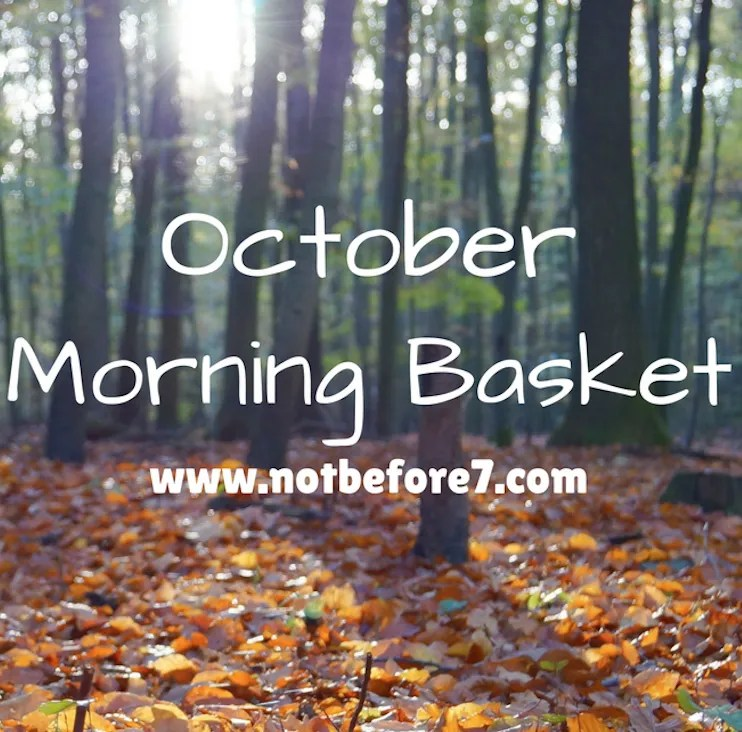 What's in Our Morning Basket?