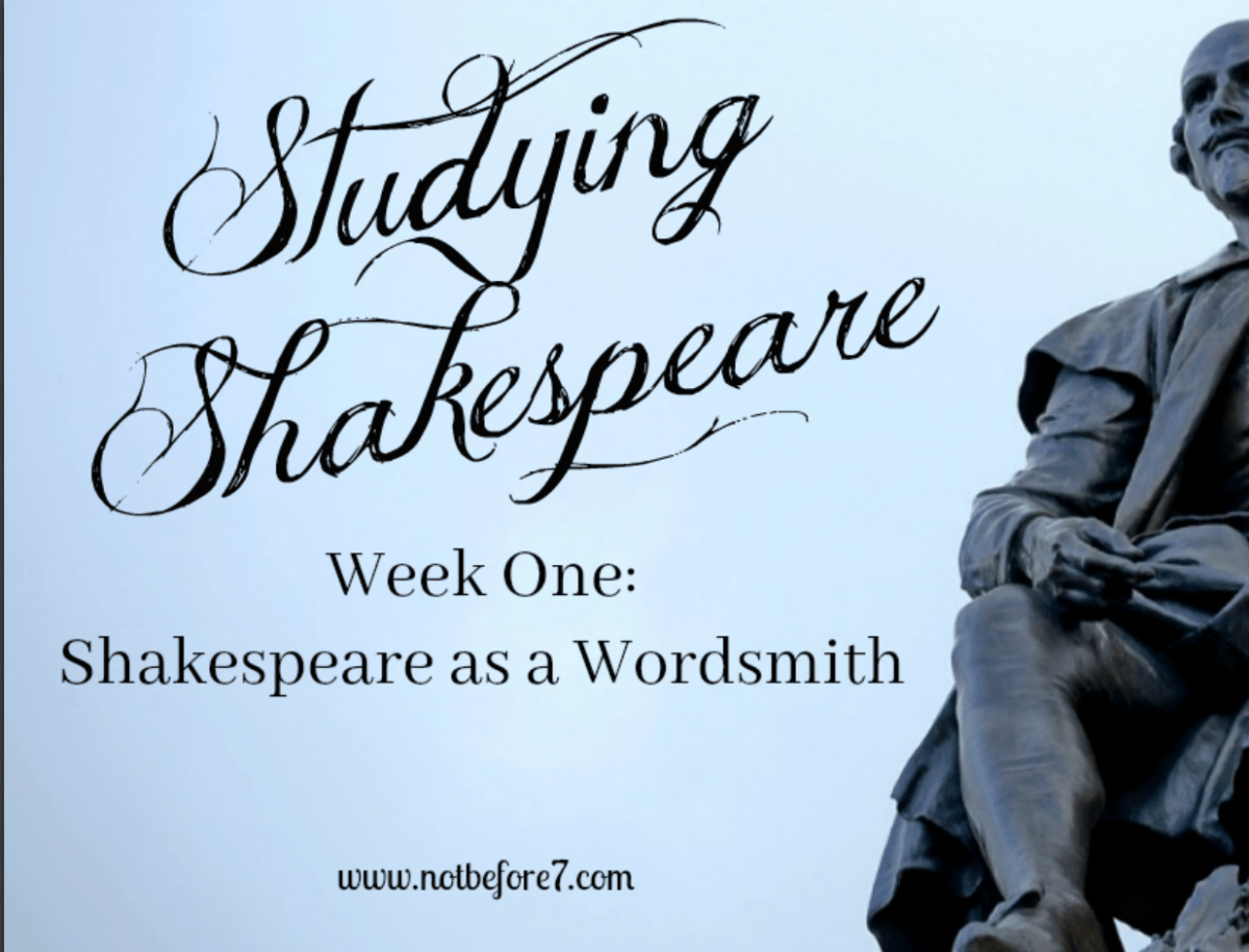 Shakespeare Month: Week One Round-Up