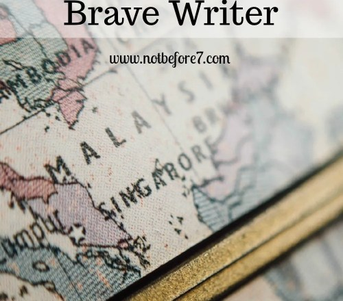 Brave Writer Arrow and Boomerang Titles organized by Geographic Location.