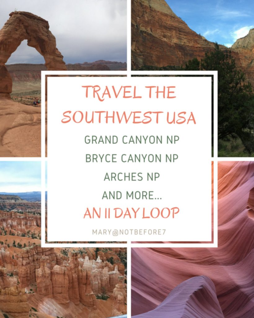 Headed for a vacation with the kids to the Southwest USA? I've got you covered with tips, hotels, restaurants, and more in this 40+ page e-book!