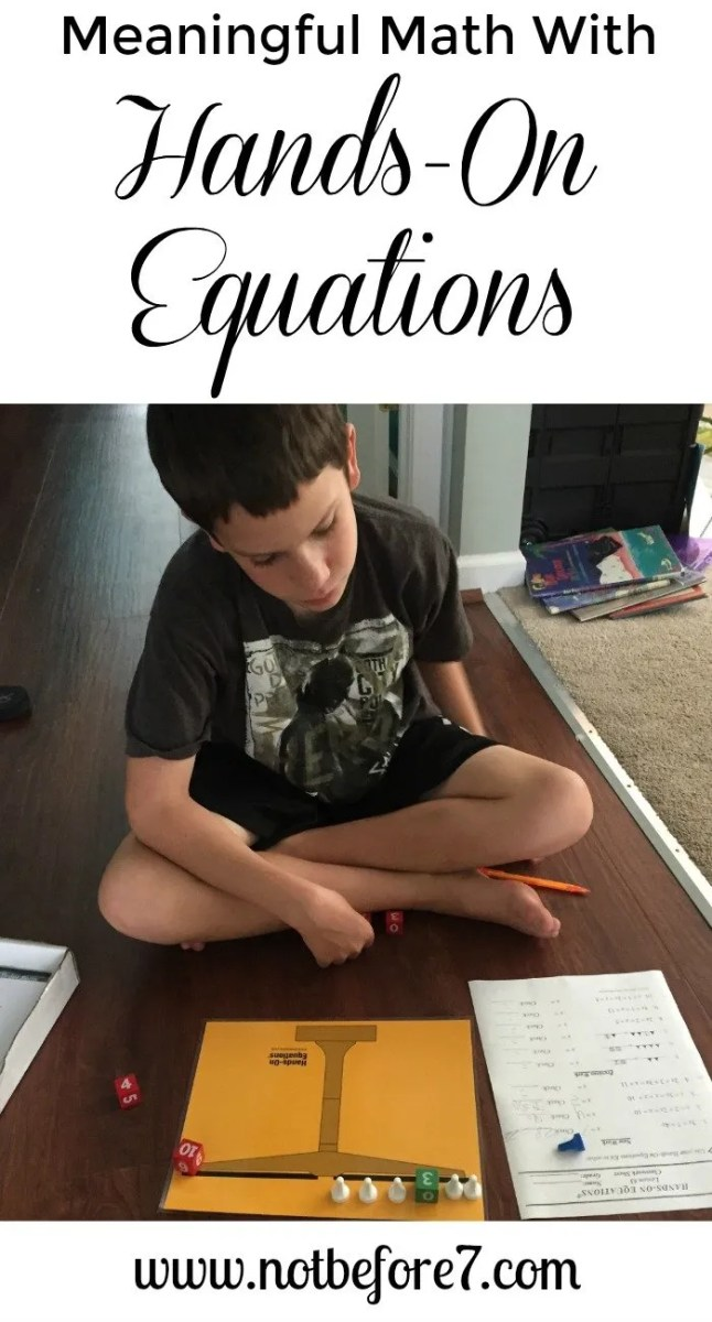 Hands-On Equations Product Review