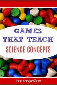 Games and Teach Science Concepts