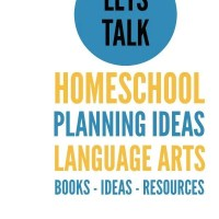 Homeschool Planning for Language Arts