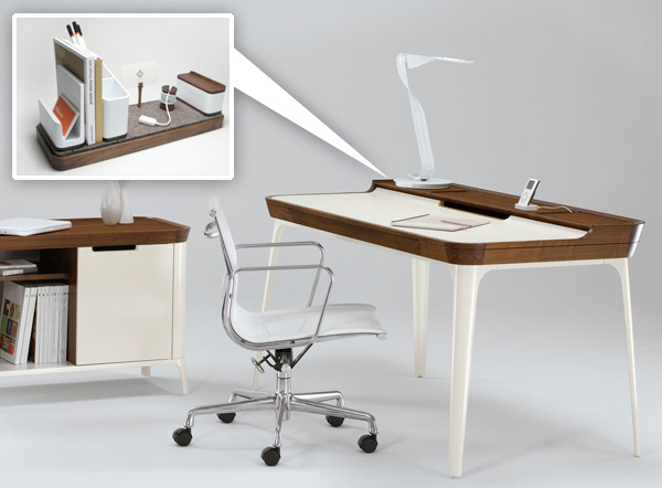 Airia Desk and Organizer