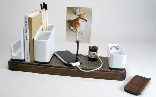 Kaiju Studio Desk Organizer