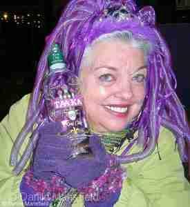 Diane with vodka