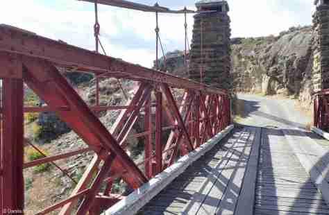 THE OLD BRIDGE IN OPHIR