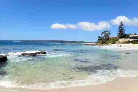 HYAM'S BEACH, NSW