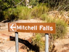 Hike to Mitchell Falls