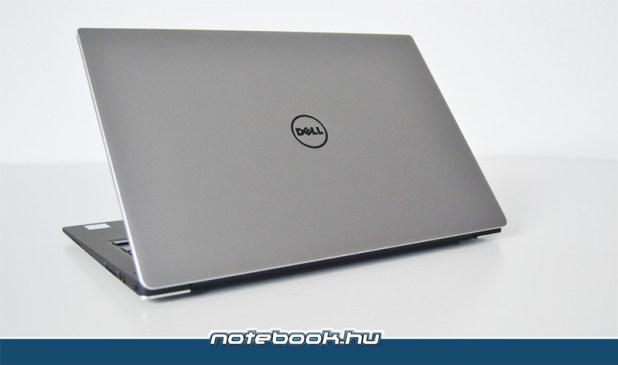 Dell XPS 13 külseje