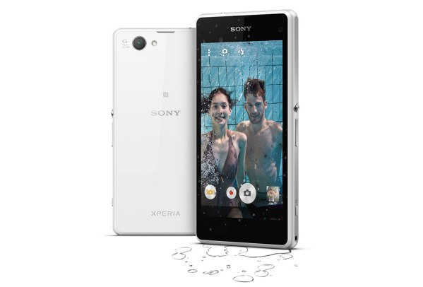Kısa inceleme: Sony Xperia Z1 Compact Smartphone ...