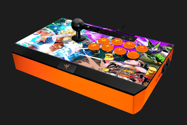 Razer Dragon Ball FighterZ Fight Sticks Fr Xbox One Und PS4 News