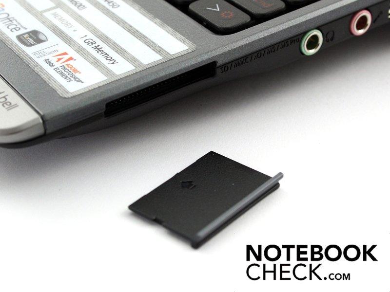 Test Packard Bell Dot S2 Netbook Tests