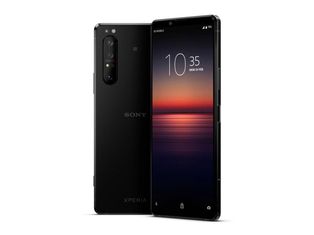 Sony Xperia 1 II - Notebookcheck.info