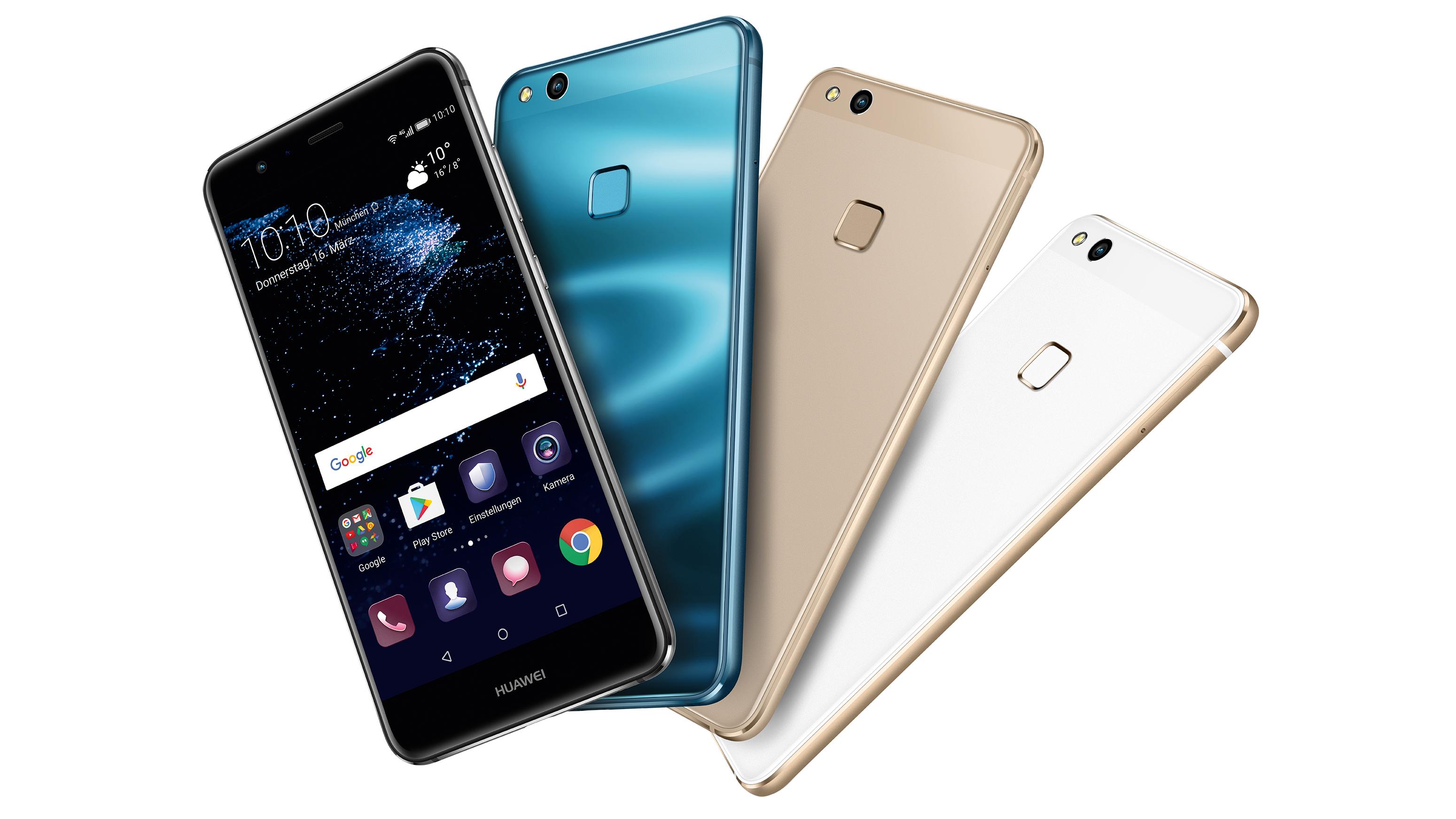 Huawei P10 Lite Smartphone Review - NotebookCheck.net Reviews