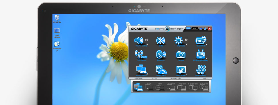 Gigabyte Smart Switch Brings Back Start Button Boot To