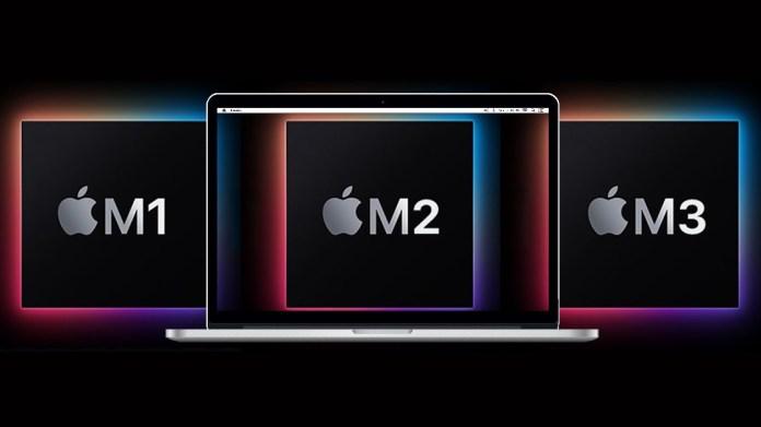 Apple M1 Apple M2 Apple M3 drd 7 9to5game