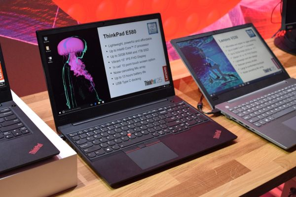 Lenovo: First pictures of the new affordable ThinkPads ...