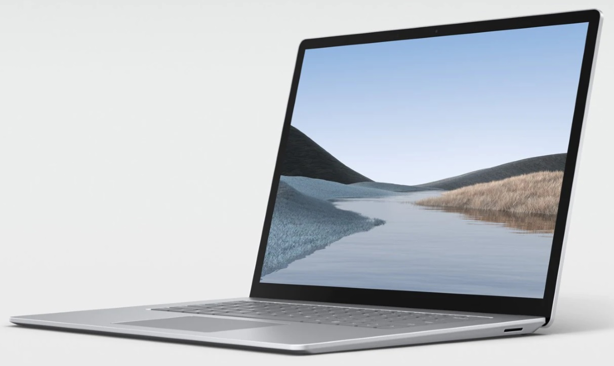 Microsoft Surface Laptop 4 with Tiger Lake Intel Core i5-1135G7 processor spotted at Geekbench