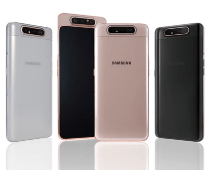 Leaked Samsung Galaxy A 2020 Models