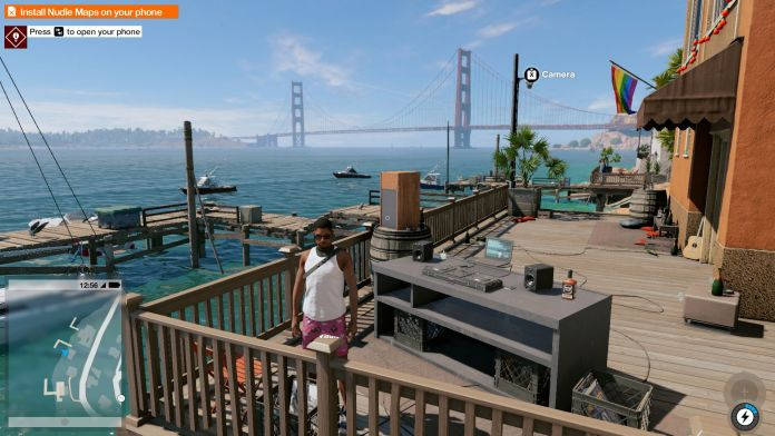 PC Game Open World Watch Dogs 2