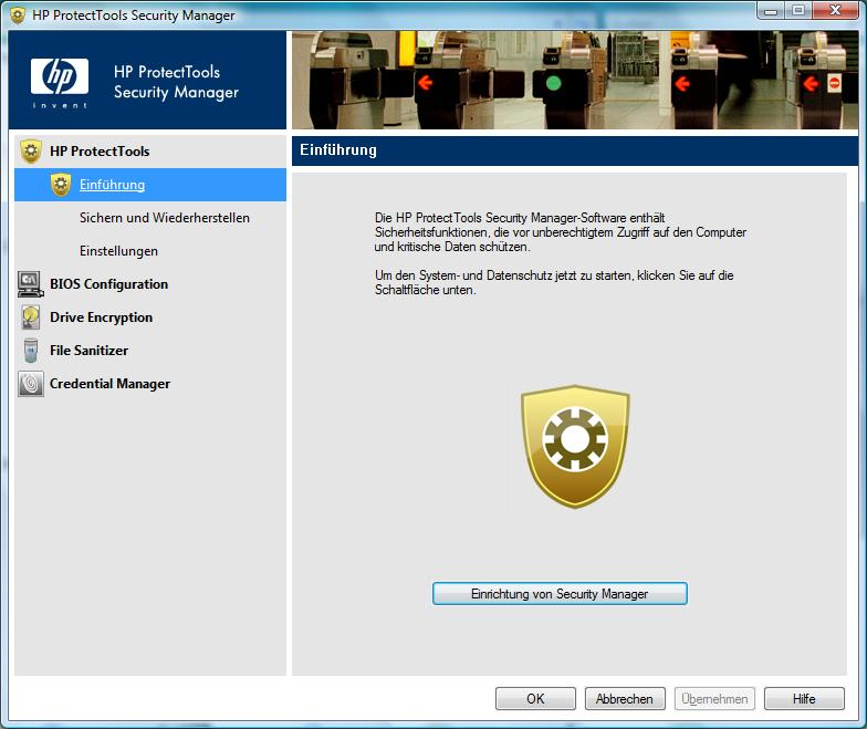 Protecttools Security Manager 700
