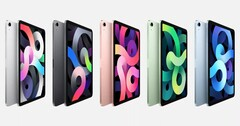 The new iPad Air is the first device with an A14 Bionic chipset. (Image source: Apple)
