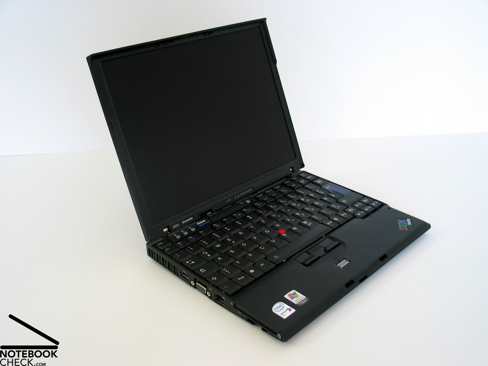 Lenovo ThinkPad X60s External Reviews
