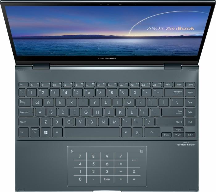Asus ZenBook Flip 13 UX363EA-EM045R - Notebookcheck.net External Reviews