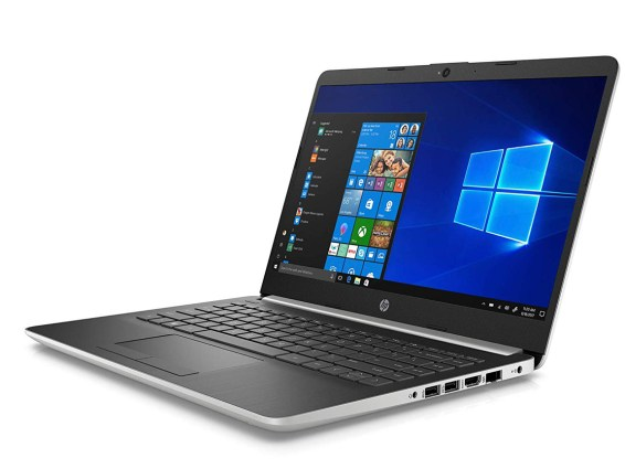 HP 14 laptop .Best laptop under 50000 in Nepal
