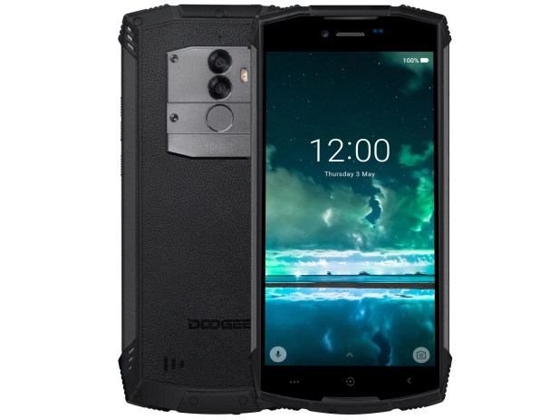 Doogee S55 - Notebookcheck.net External Reviews