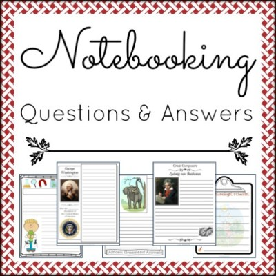 Notebooking Questions & Answers