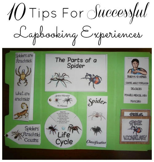 10-Tips-For-Successful-Lapbooking-Experiences