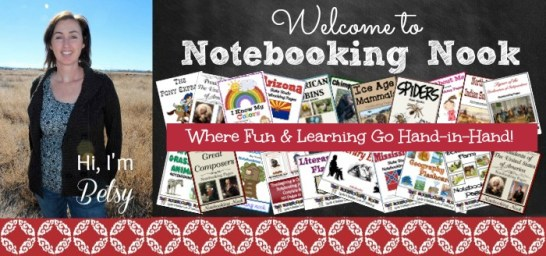 Welcome to Notebooking Nook