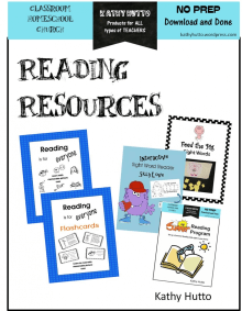Kathy Hutto's Reading Bundle