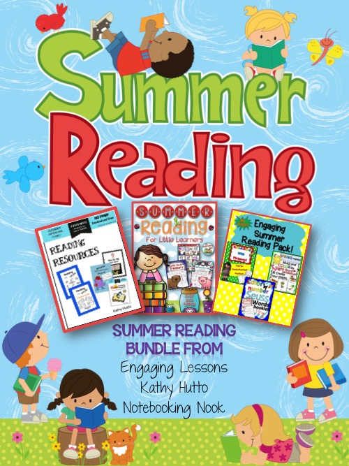 HUGE Summer Reading Bundle