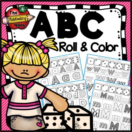 ABC Roll and Color