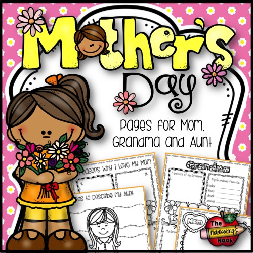 Mother's Day Pages