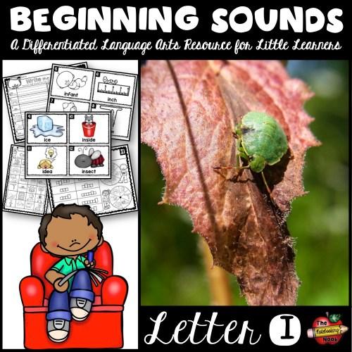 Beginning Sounds - Letter I