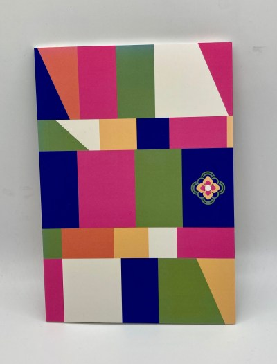 front cover of korean tradition notebook