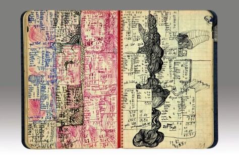 salvador dali notebook