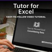 Tutor for Excel iBook