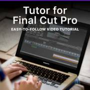 Tutor for Final Cut Pro iBook