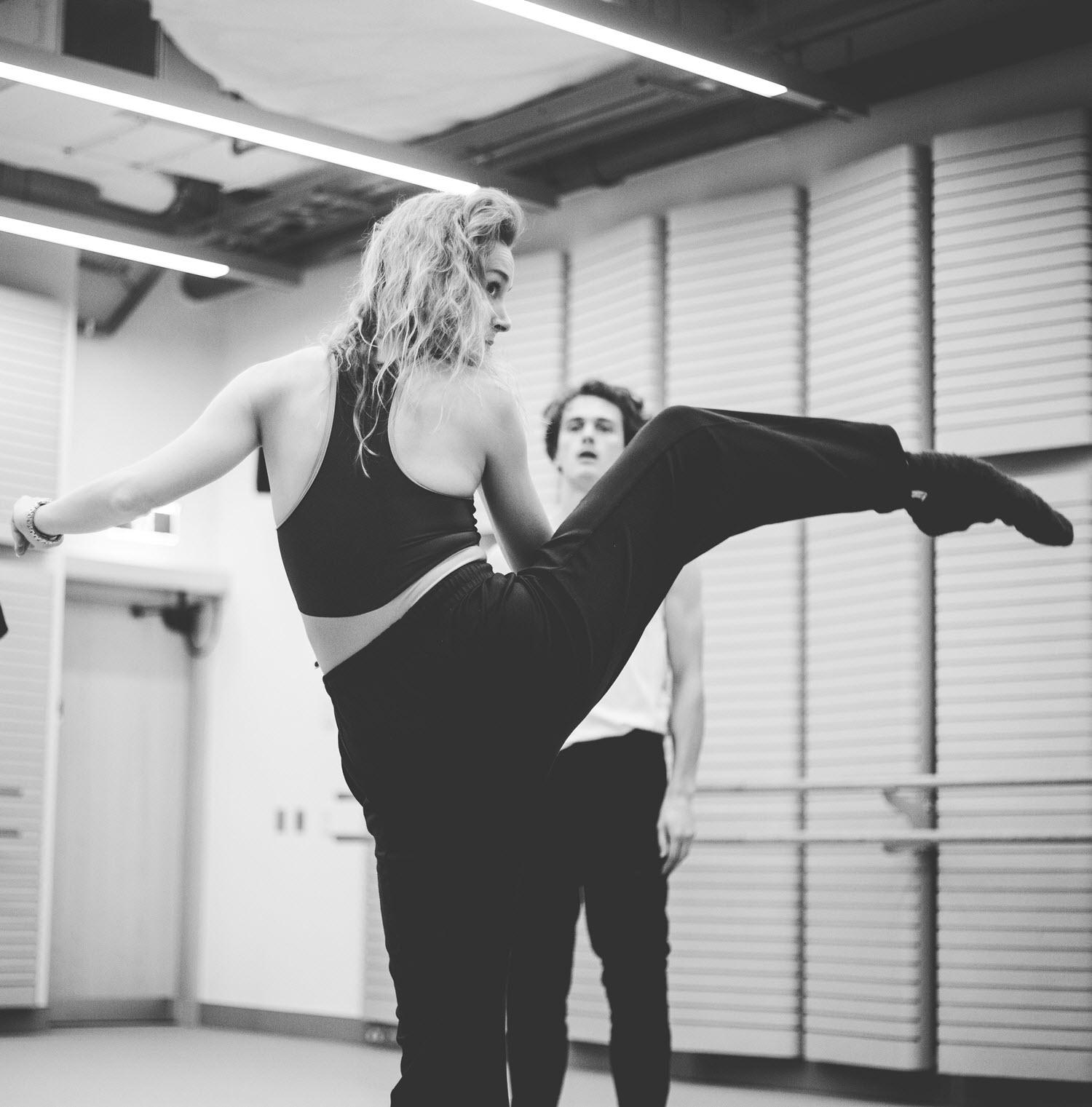 Un'opportunità per le donne coreografe
